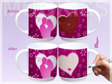Greeting card mug ED1001-11904