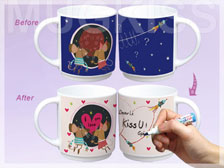 Greeting card mug ED1001-V11803