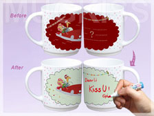 Greeting card mug ED1001-V11820B