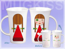 CC188W-112299A Multiple Changing Mug