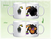 Hot Color Changing - Halloween Mug